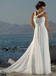 asymmetrical wedding dress neckline