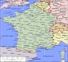 Pilgrims roads in FRANCE - Maps and Page Links