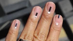 unistella cuticle nail art at new york fashion week starts a new