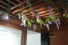 Wisteria Home Decor by Amazon Com Artificial Flowers Wisteria Vine Realistic Romantic