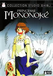 Resultat d'imatges de la princesa mononoke