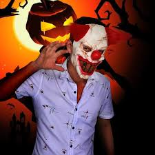 online buy wholesale evil clown mask from china evil clown mask