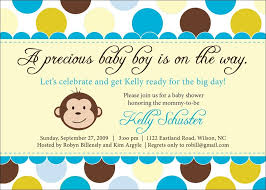 printable baby shower invitations for boys monkey theme baby shower invitation ideas registaz com