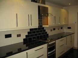 cream tiles kitchen