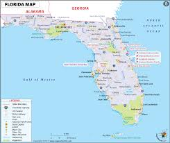 Show Me A Map Of The Middle East by Florida Map Map Of Florida Usa