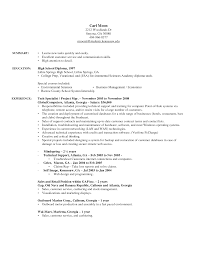 Resume Examples Retail Manager by Retail Job Resume Sample Example Letter Of Transmittal Retail