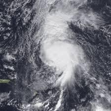 Hurricane Klaus