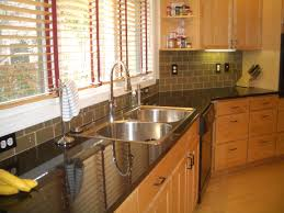 kitchen cozy kraus sinks with graff faucets on lowes quartz