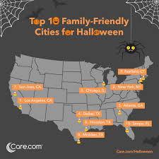 spirit halloween in las vegas the 20 most family friendly cities for halloween in 2016 care
