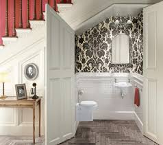 Wainscoting Ideas Bathroom by Download Bathroom Wallpaper Ideas Gurdjieffouspensky Com