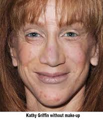 Kathy Griffin Without Make-Up