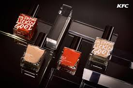 kfc flavored nail polish gives new meaning to u0027chicken fingers u0027