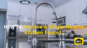 100 how to install kohler kitchen faucet how to replace a