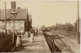 Watlington railway station, Oxfordshire