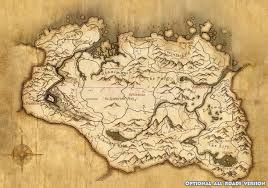 Morrowind Map The Best Game Map I Have Ever Had The Pleasure To Roam Gaming