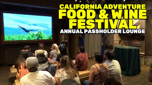 halloween horror nights 2016 passholder annual passholder lounge in blue sky cellar at food u0026 wine