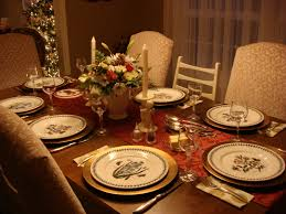 Dining Room Table Decorating Ideas Pictures Decorating The Dining Room Table