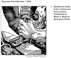 Board of Education Brown v  Board of Education Decision
