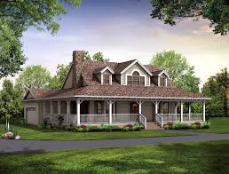 farm style house plans with wrap around porch 1060