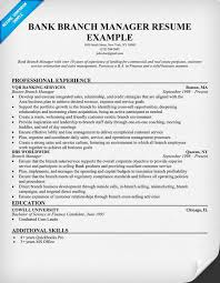 Sample Resume For Retail Manager by Download Banking Executive Sample Resume Haadyaooverbayresort Com