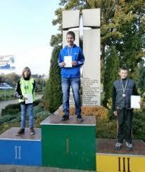 Wyniki – chłopcy do 12 lat: 1. Jarosław Piepiórka – SP Szopa. 2. Dominik Niedźwiedzki – Klub Remus Kościerzyna. 3. Kamil Grot – ZS Tuchlino - jarek12-252x300