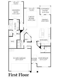 Centex Home Floor Plans by Pulte Homes Floor Plans Ohio