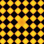 Black and Yellow Checker Board by ~im1happy on deviantART