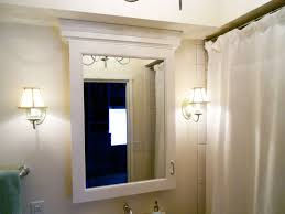 Bathroom Cabinet With Mirror And Light by Bathroom Charming Wooden Lowes Medicine Cabinets With Mirror Door