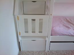 Bunk Beds With Slide And Stairs Bunk Bed Gate K U0027s Room Pinterest Bunk Bed Room And Kids Rooms