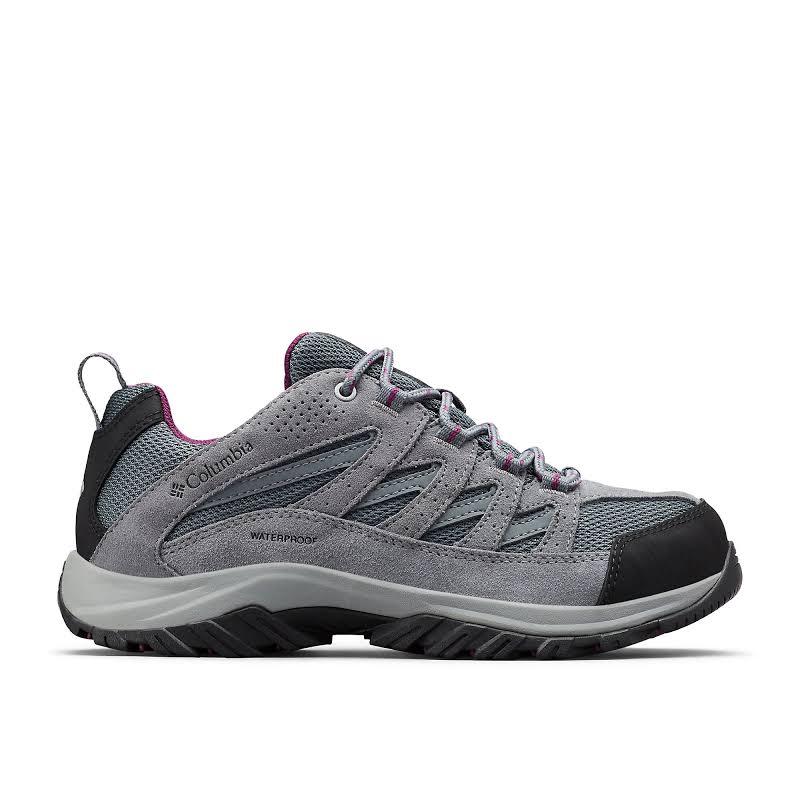 Columbia Crestwood Waterproof Hiking Shoe, Adult,