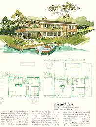 Vintage Home Design Plans Images About Vacation Home Plans On Pinterest House Plans A Frame