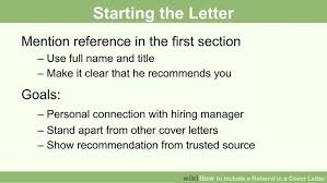 How Long Should A Cover Letter Be  LiveCareer Image titled Write a Cover Letter for a Recruitment Consultant Step