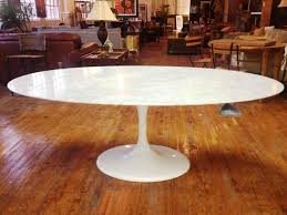 Contemporary Oval Dining Table Modern Oval Kitchen Table Designs