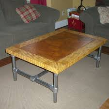 Diy Simple End Table by Diy Coffee Table