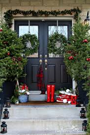 Decor Home Ideas Best 25 Best Outdoor Christmas Decorations Christmas Yard Decorating