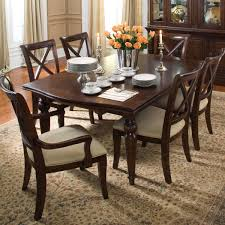 Commercial Dining Room Tables Keswick Refectory Table And Chair Set By Kincaid Furniture
