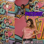 Photoshoot Martina Stoessel ~Camila-Mixer~ by ~Camila2594 on
