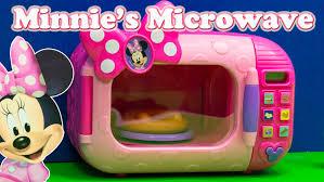 Minnie Mouse Toy Box Minnie Mouse Disney Minnie Marvelous Microwave Se Video Toys