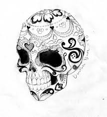 original skull and owl tattoos on back photos pictures and