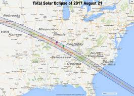 Newport Oregon Map by Total Eclipse Of Sun August 21 2017 Astronomy Essentials