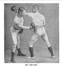 Deux boxeurs du siècle dernier