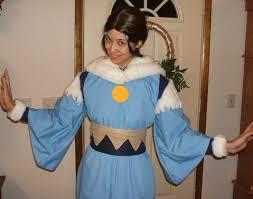 katara vers 2 costume cosplay
