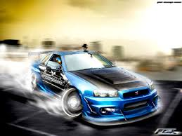 nissan skyline drift car nissan skyline gtr drifting by faik05 on deviantart