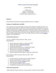 Sample Investment Banking Analyst Resume Sample Cover Letter For Bank Teller Choice Image Cover Letter Ideas