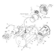 sears craftsman 919 167342 air compressor parts
