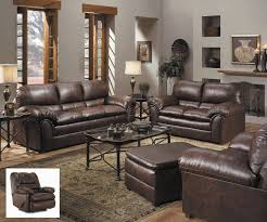 brown leather living room set ideas doherty living room experience