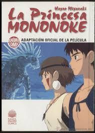 ver la princesa mononoke