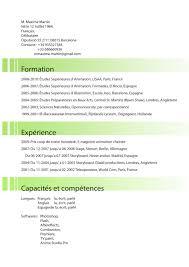 Resume Definition Francais Cv Resume College Application Essay