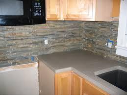 slate tile backsplash traditional tile cleveland by al2650 glass