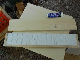 how to build a pottery barn teen inspired beadboard peg shelf